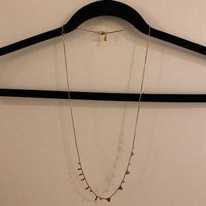 Madewell Minimal Shape Necklace